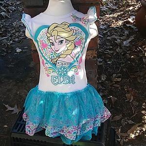 4 dresses, size 5T